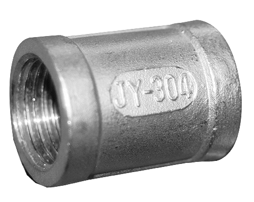 2 Inch Stainless Steel Coupling : Stainless steel coupling inch